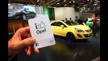 Opel iLike al Motor Show 2010
