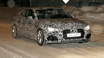 2017 Audi A5 Coupe spied cold weather testing