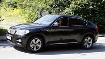2012 BMW X6 facelift spied 19.08.2011
