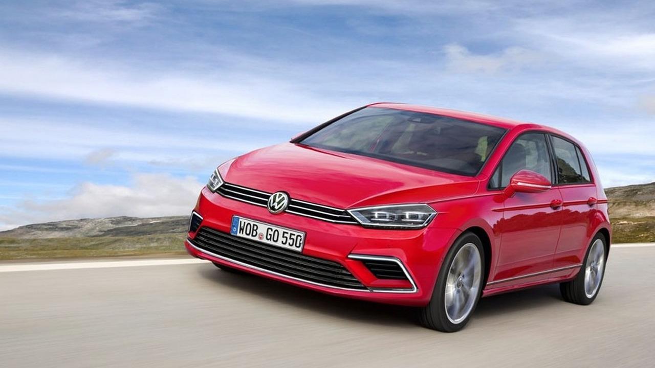 2017 Volkswagen Golf VIII render