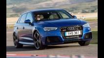 Audi RS3 começa a ser vendido em fevereiro por R$ 290.990