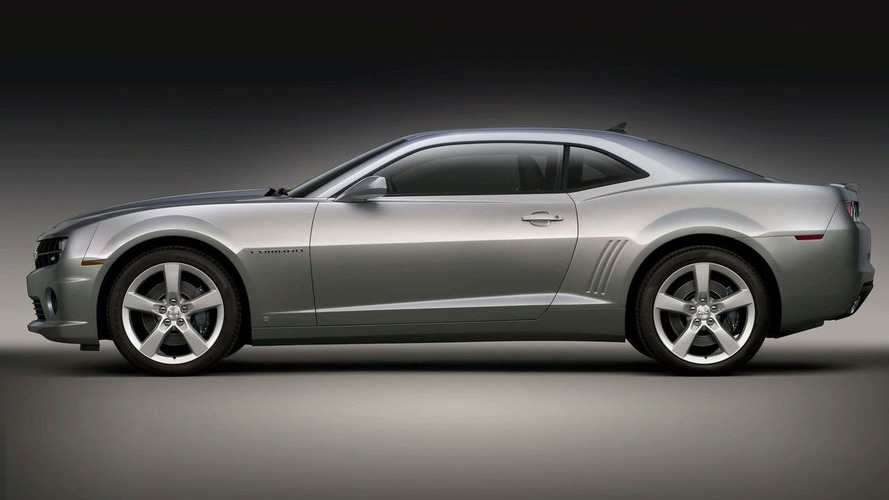 Finally! Chevy Camaro SS Photos Released
