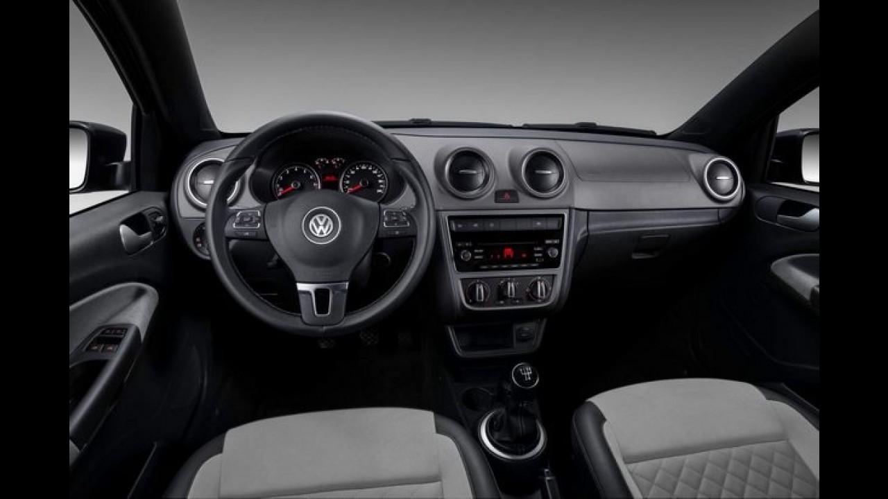 VW Gol reestilizado e com motor 1.0 3-cilindros estreia em março