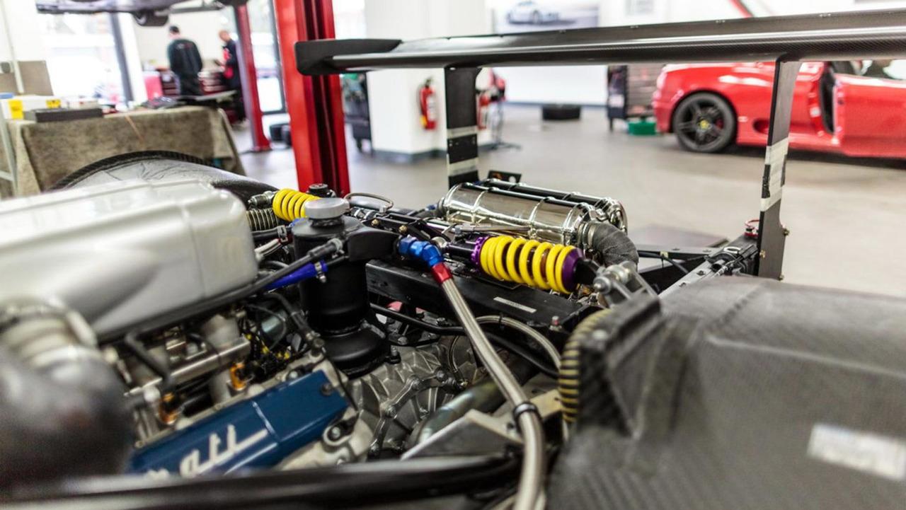 Edo Maserati MC12 VC