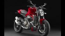Nova Ducati Monster 1200 de 135 cv chega por R$ 64,9 mil