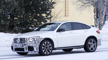 Mercedes-AMG GLC 63 Coupe spy photo