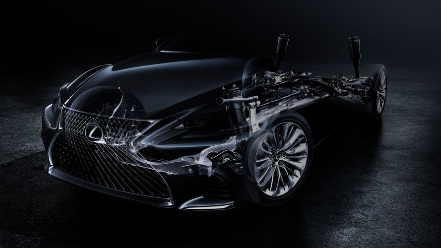 Lexus LS 2018 estreia em janeiro com visual inspirado no descolado LC