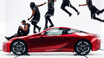 Lexus debuts LC 500 Super Bowl ad with amazing movements