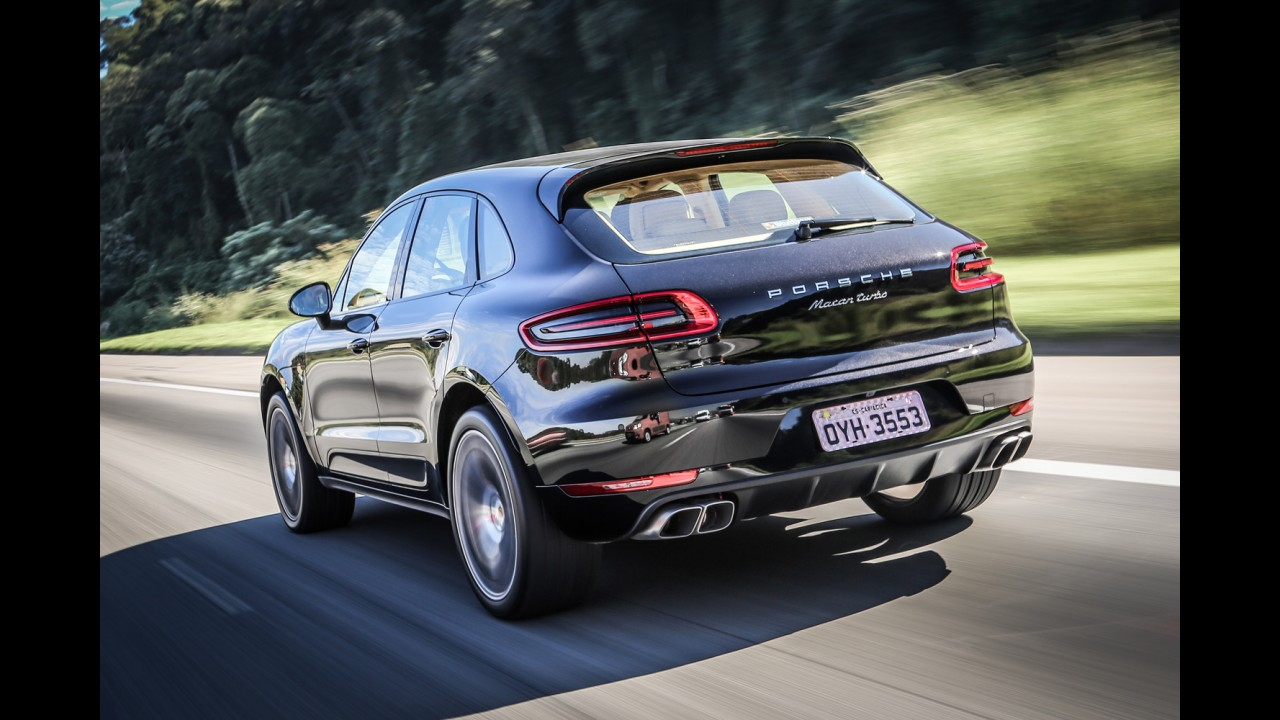 Porsche convoca quase 500 unidades do Macan para recall no Brasil