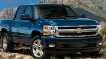 Full Size Pickup: Chevrolet Silverado 1500