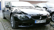BMW 6-series Facelift Spy Photo