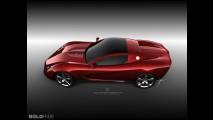Ugur Sahin Design Chevrolet Corvette Z03 Concept