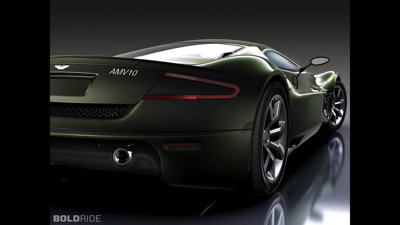 Aston Martin AMV10 Concept by Sabino Design