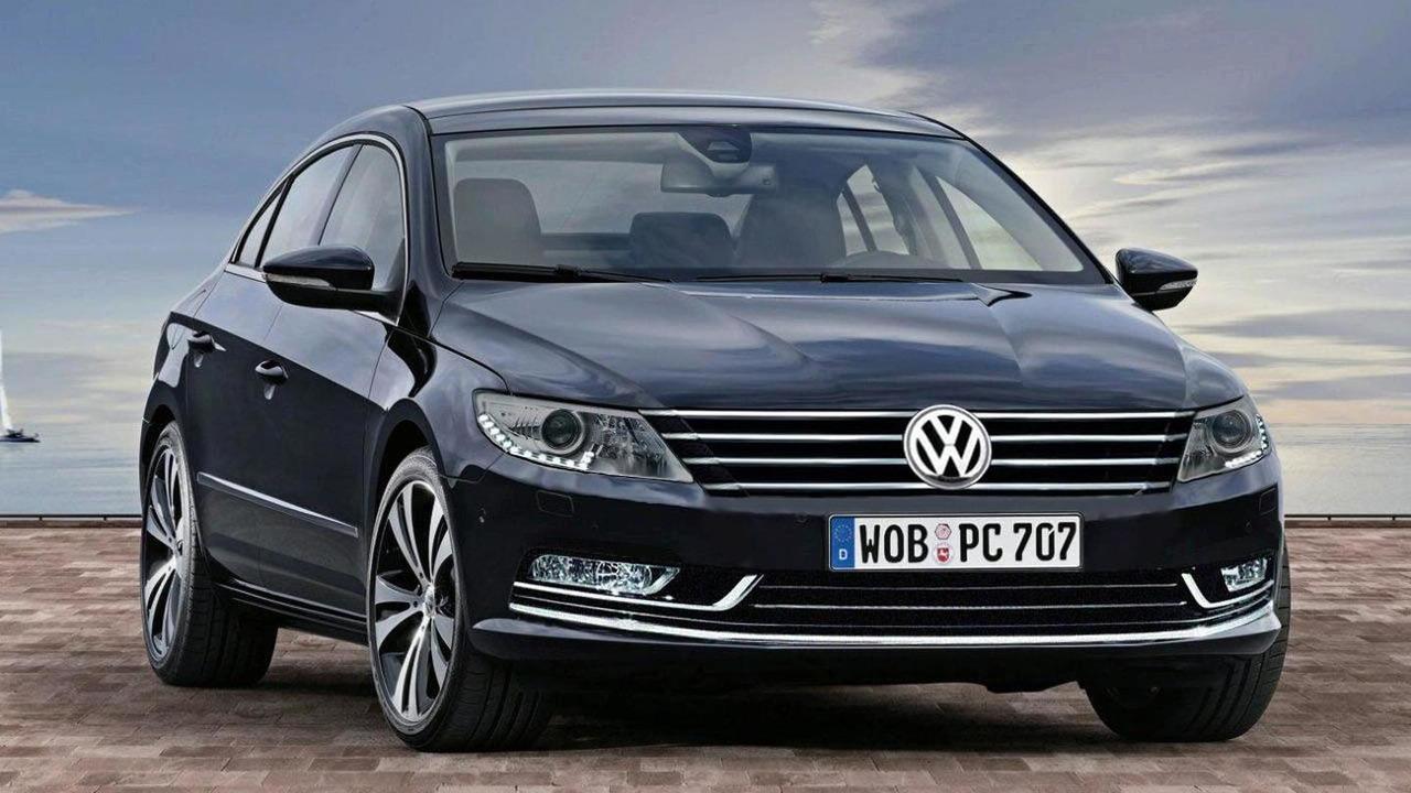 Volkswagen Passat CC facelift