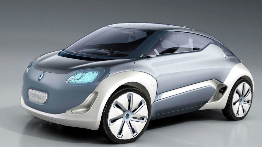 Renault to introduce an eco-friendly concept in Paris, could return 141 mpg UK