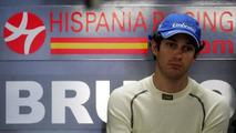 Bruno Senna (BRA), Hispania Racing F1 Team, HRT - Formula 1 World Championship, Rd 16, Japanese Grand Prix, 09.10.2010 Suzuka, Japan