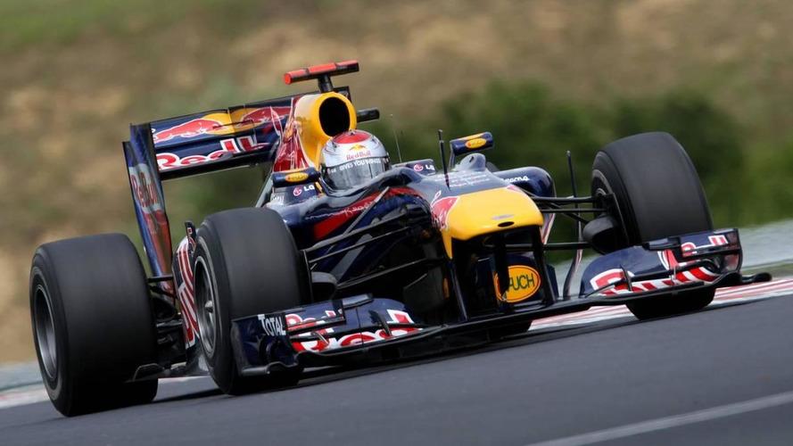 Red Bull 'excellent' at twisty Hungaroring - Klien
