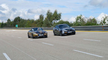 AC Schnitzer ACS3 3.5d Coupe and ACS4 3.5 turbo in Nardo