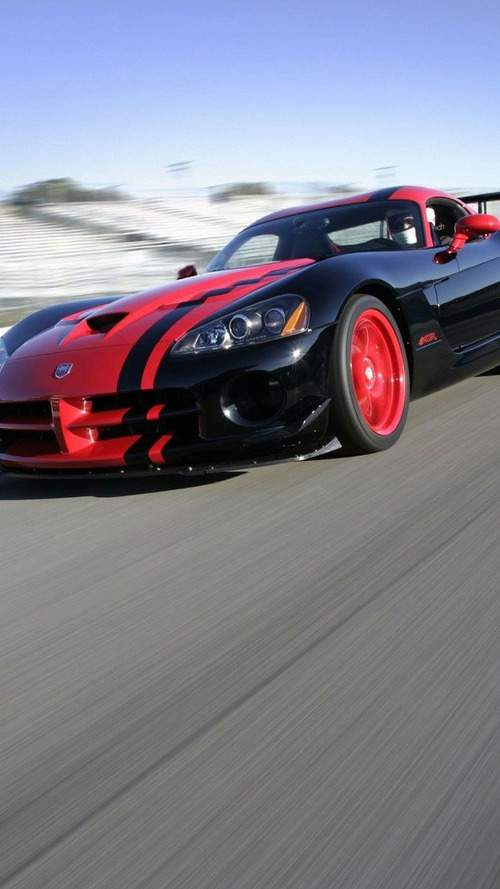 Dodge Viper ACR 1:33 Edition Announced for 2010
