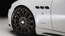 Maserati Quattroporte Black Bison by Wald International - 24.2.2011
