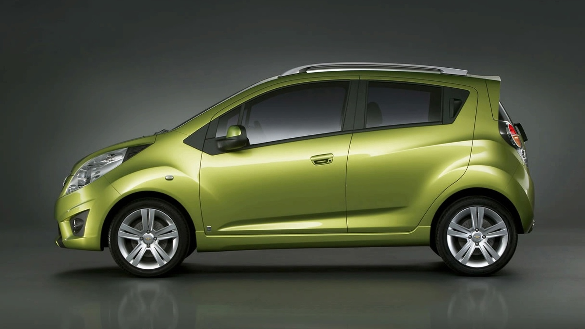 2010 chevrolet spark: new pics and details released ahead of
