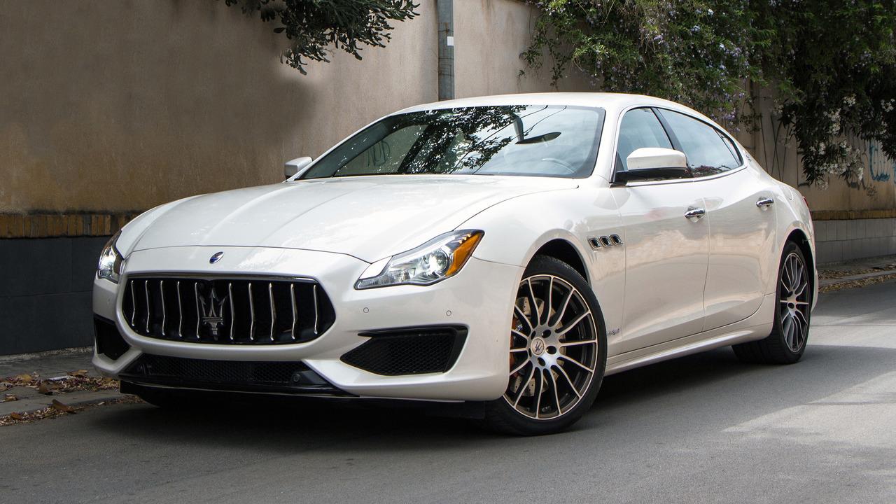 Maserati Luxury Car Price
