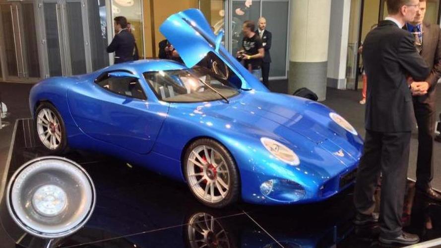 Toroidion 1MW concept electrifies Top Marques Monaco with 1,341 bhp