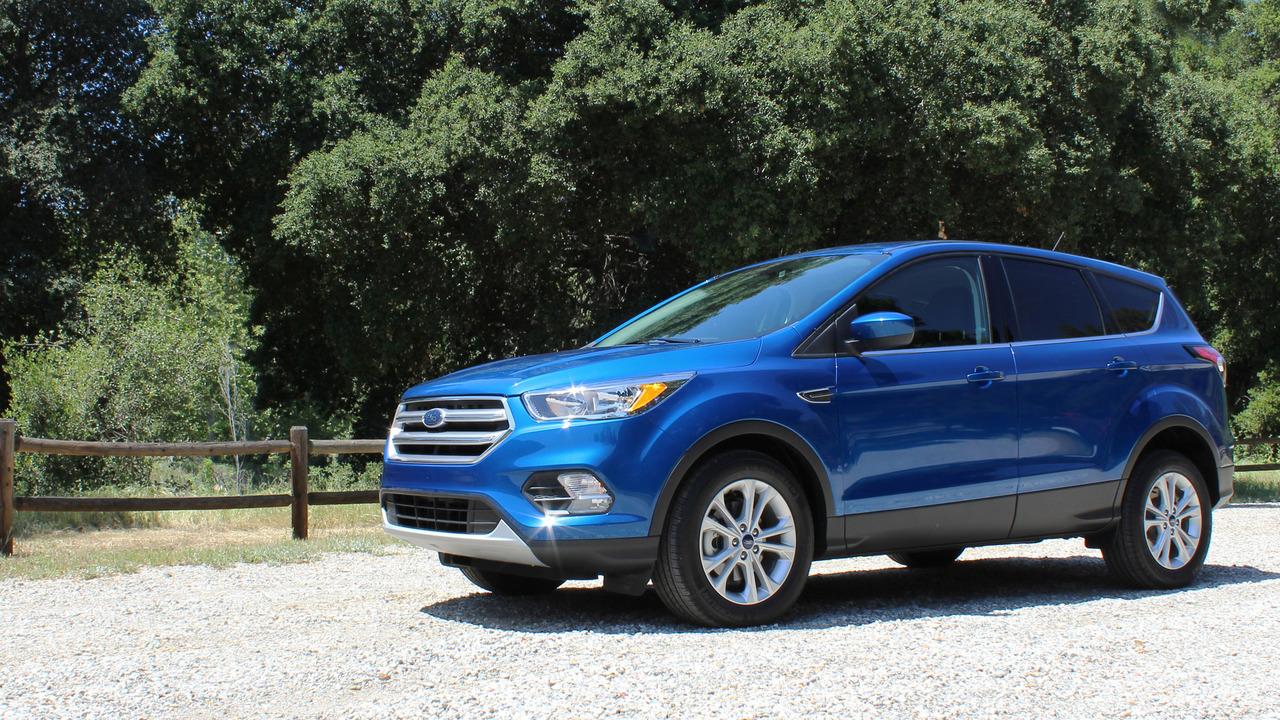 2017 Ford Escape slider