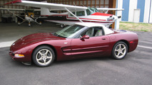2003 Chevrolet Corvette with only 57 miles up for sale