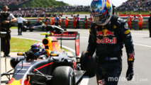 Ricciardo insists he's not scared of Verstappen