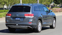 Volkswagen CrossBlue spy photo