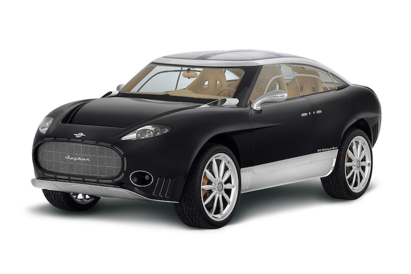 Spyker Rises From the Grave; Plans to Merge With American Airplane Company