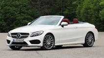 2017 Mercedes-Benz C300 Cabriolet: First Drive