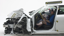 2017 Audi A4 IIHS Crash Test