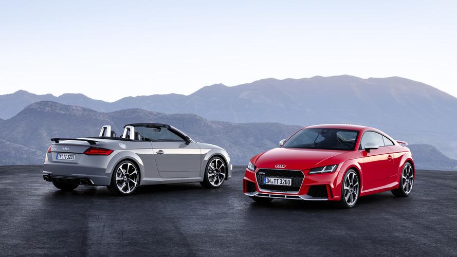 Pazartesi sendromunun ilacı: Audi TT RS montaj videosu