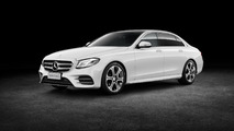 Long-wheelbase Mercedes-Benz E-Class