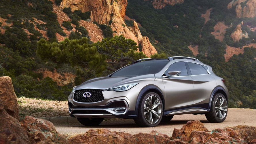 Infiniti QX30 to debut at the L.A. Auto Show