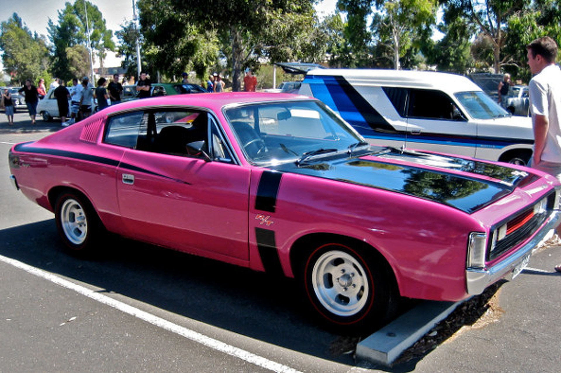 Australian Muscle Cars Meaner Than Mad Max