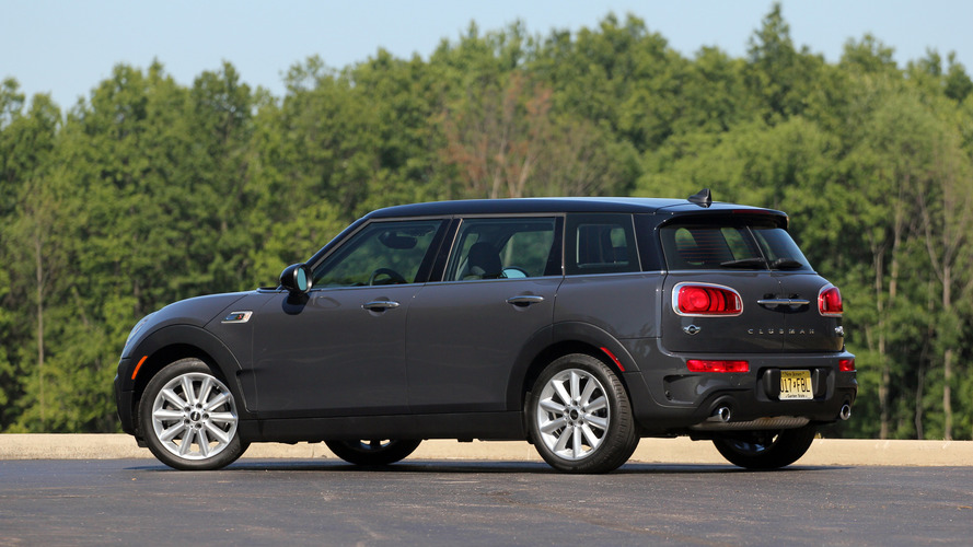 2016 Mini Clubman S: Review