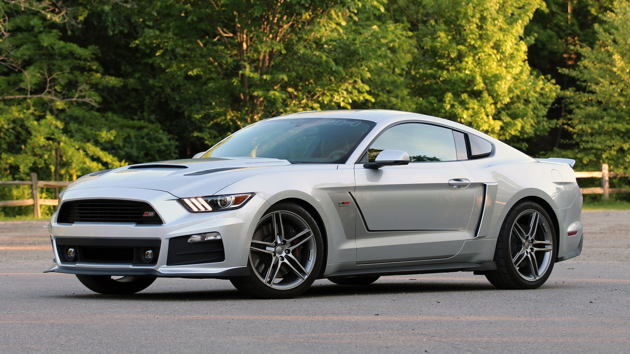 Mustang Gt 0 60 >> First Drive: 2016 Roush Stage 3 Mustang