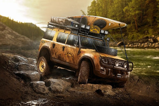 Which of These Crazy Land Rover Defender Concepts Gets Your Vote?