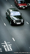 Rolls Royce Phantom in Hong Kong