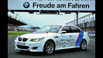 BMW M5 Ring-Taxi