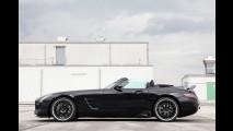 Mercedes SLS Roadster by Vath