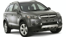 Holden Captiva 60th anniversary edition
