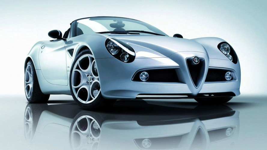 Alfa 8C Spider Revealed - World Debut at Geneva