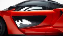 2018 McLaren Senna - Glazing Panel In The Door