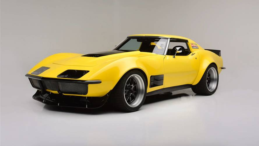 Chevrolet Corvette 48-Hour 1972
