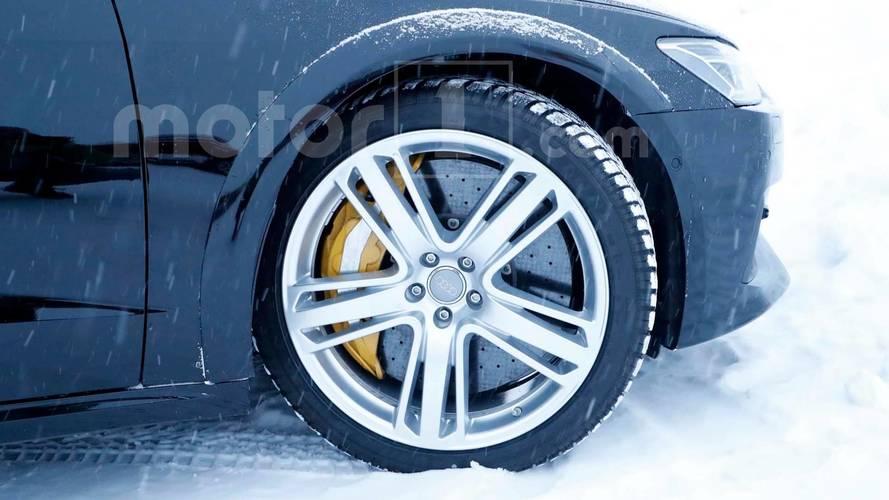 2019 Audi RS7 Sportback Spy Photo