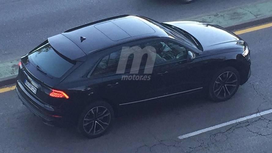 Le nouveau Audi Q8 est presque prêt !